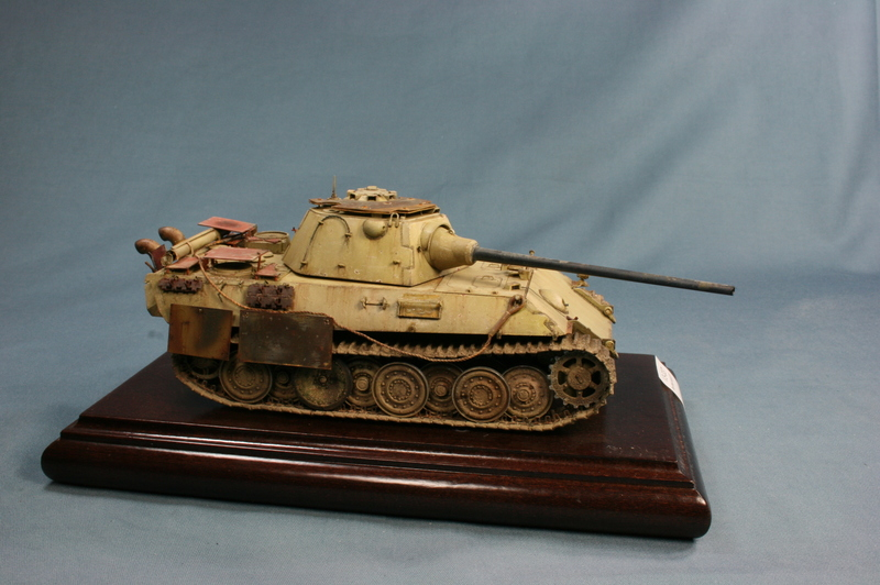 Panther ausf F
